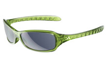 adidas jiggy Kinderbrille lime 6055